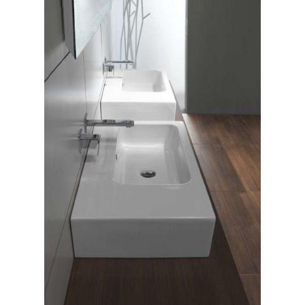 Раковина для ванной на 80 см GSI traccia C 692211