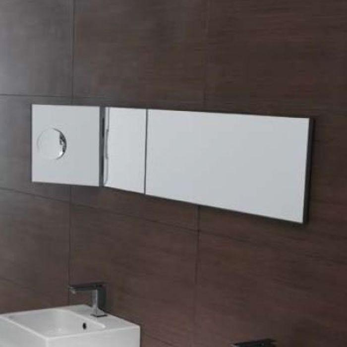 Зеркало для ванной комнаты GSI MSPEC23 110 см на 30 см