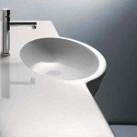 Раковина для ванной на 120 см GSI panorama line 665211