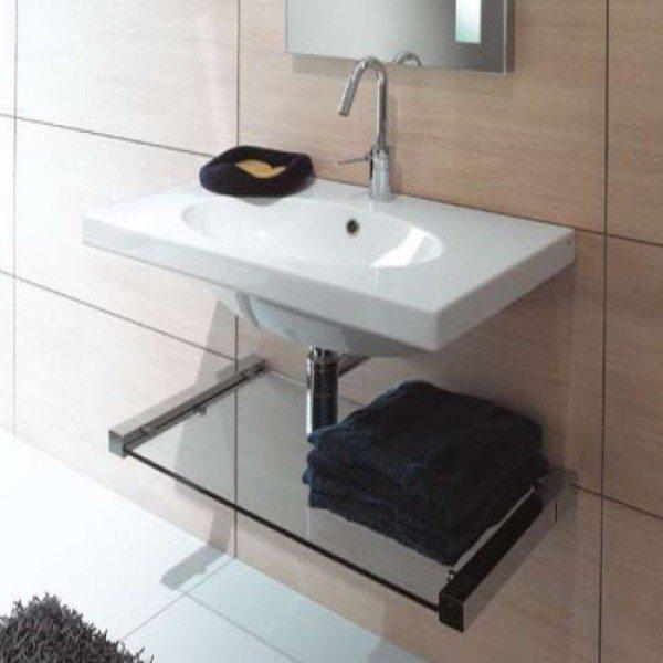 Раковина для ванной на 75 см GSI panorama square 664011