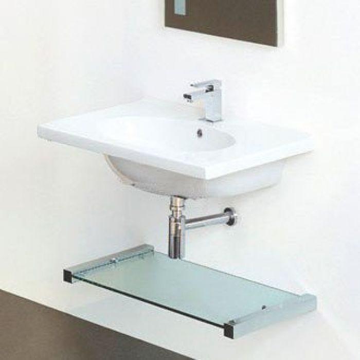 Раковина для ванной на 50 см GSI panorama square 664711