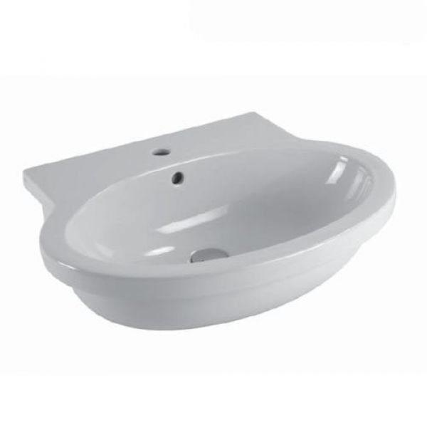 Раковина для ванной на 65 см GSI panorama Round 663111