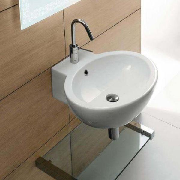 Раковина для ванной на 60 см GSI panorama Round 60+ 663911