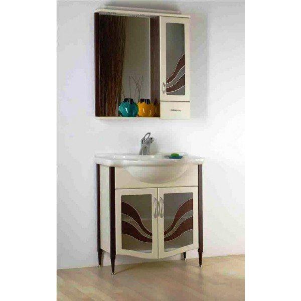 Комплект мебели для ванной Lavaco VARIANT 75 w