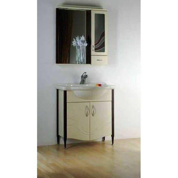 Комплект мебели для ванной  Lavaco VARIANT 75