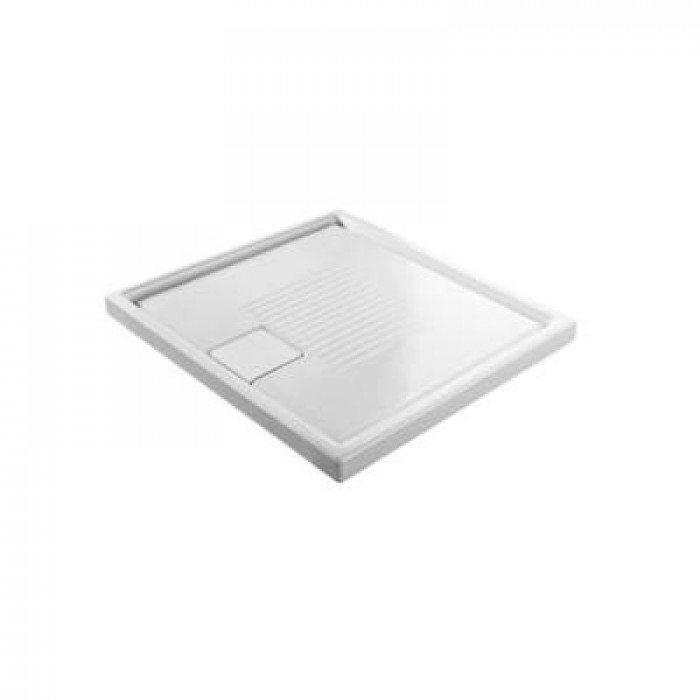 Душевой поддон 80 см на 80 см HATRIA LIF.ST ceramic YXEK