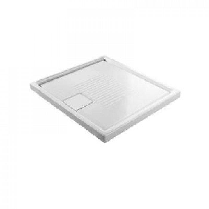 Душевой поддон 90 см на 90 см HATRIA LIF.ST ceramic YXE6