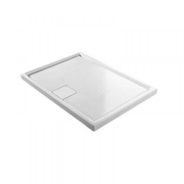 Душевой поддон 100 см на 80 см HATRIA LIF.ST ceramic YXE7