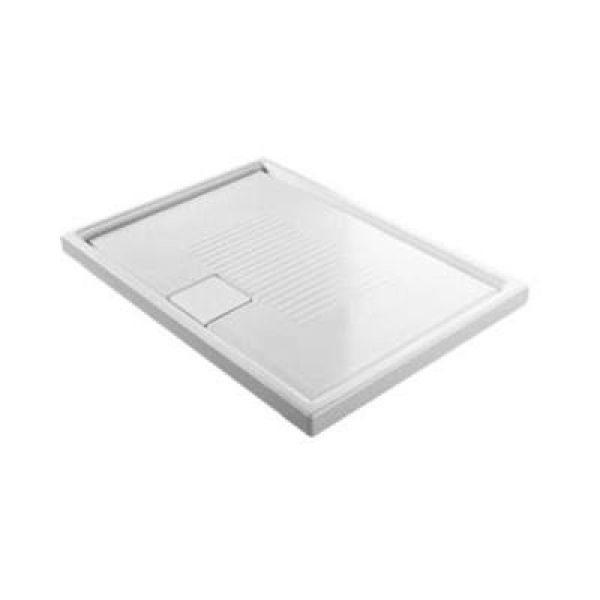 Душевой поддон 120 см на 80 см HATRIA LIF.ST ceramic YXE8