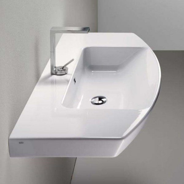 Раковина для ванной комнаты на 80 см GSI modo 80 772211