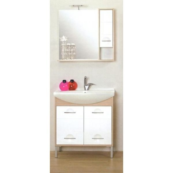 Комплект мебели для ванной Lavaco GALIO 75