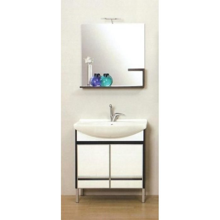 Комплект мебели для ванной Lovaco finish 65
