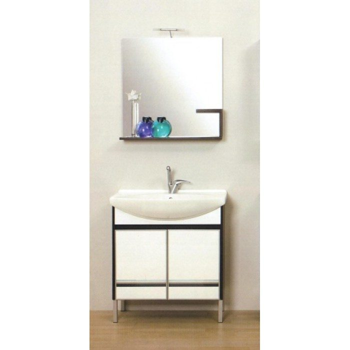 Комплект мебели для ванной Lovaco finish 75