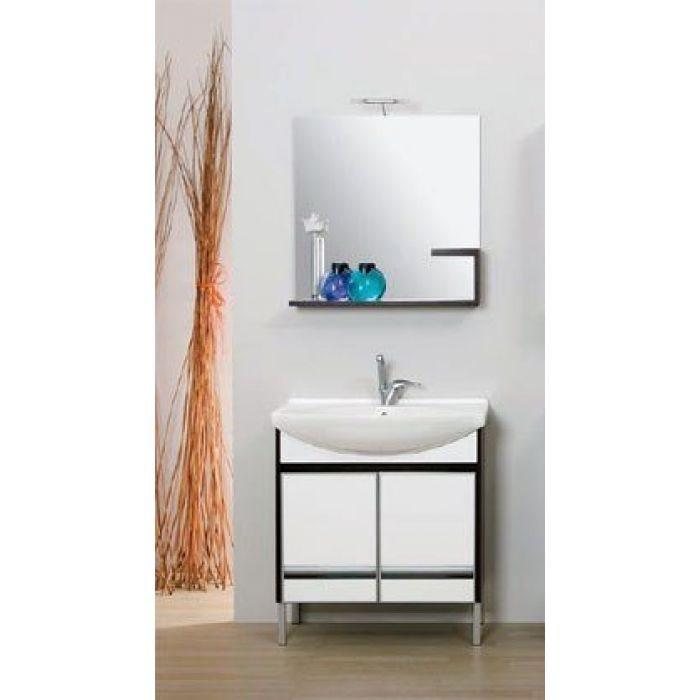 Комплект мебели для ванной Lovaco finish 85