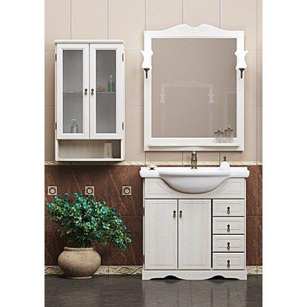 Комплект мебели OPADIRIS Клио 70 (Белый или орех антикварный)