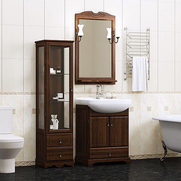Комплект мебели OPADIRIS Клио 65 (Белый или орех антикварный)
