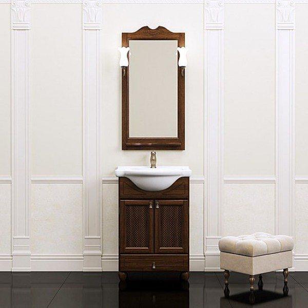 Комплект мебели OPADIRIS Тибет 50 с пеналом (нагал, белый, слоновая кость)