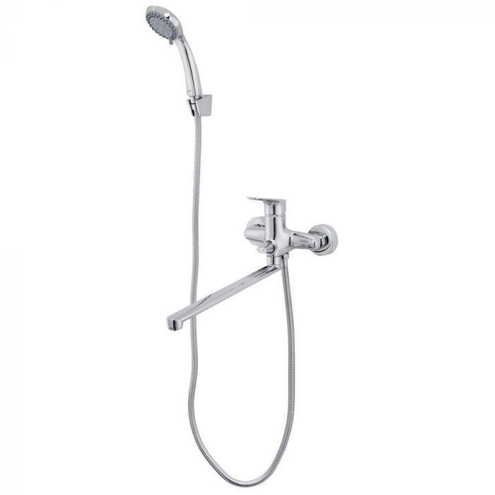 Смеситель для ванны однорычажный Raiber Metris/R55 R5502