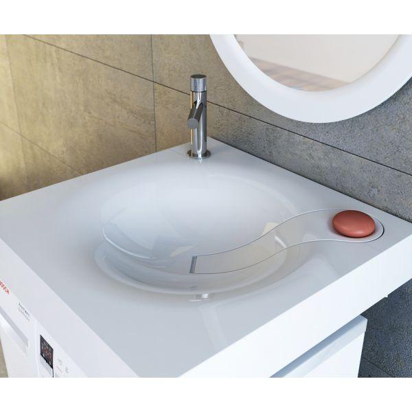 Раковина над стиральной машиной 60х59,5 см Angy