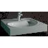 Раковина Raval Buta 60х60 для стиральной машины