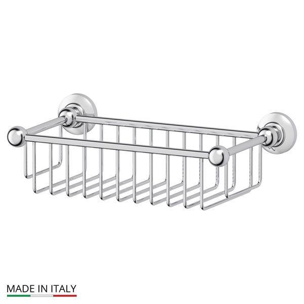 Полочка-решетка 31 cm (хром) (3SC) STI 007 для ванной