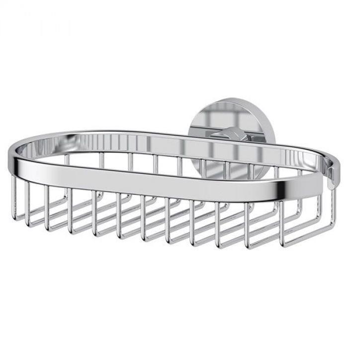 Полочка-решетка 21 cm (хром) (ARTWELLE) HAR 018 для ванной