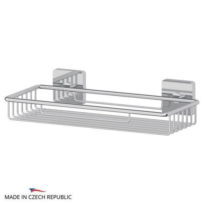 Полочка-решетка 30 cm (хром) (ELLUX) AVA 014 для ванной