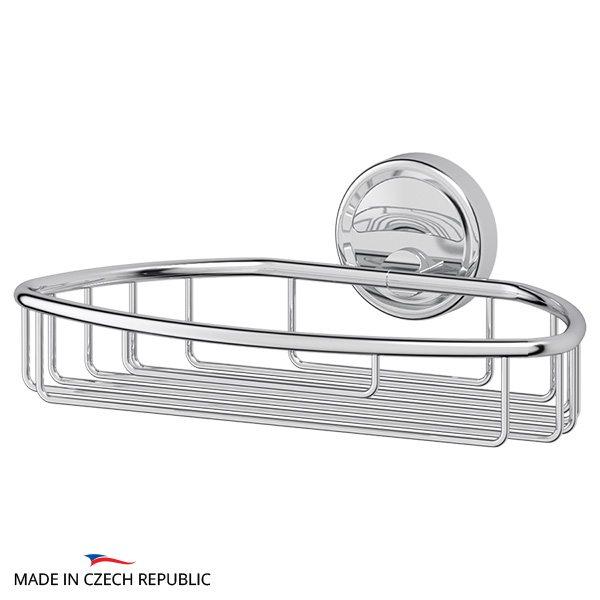 Полочка-решетка 22 cm (хром) (FBS) ELL 048 для ванной
