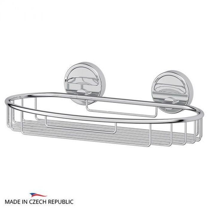 Полочка-решетка 30 cm (хром) (FBS) LUX 049 для ванной