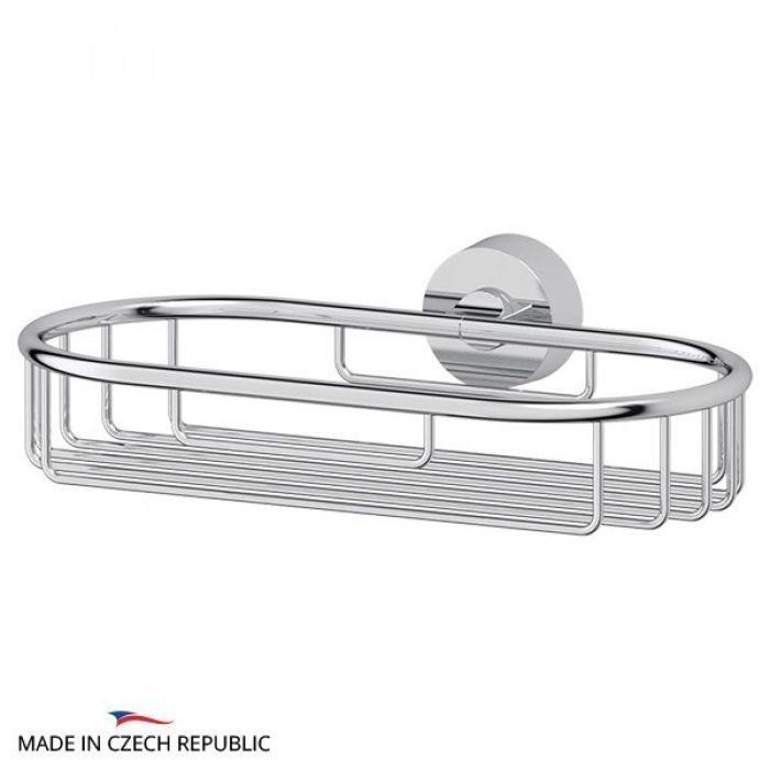 Полочка-решетка 22 cm (хром) (FBS) NOS 048 для ванной