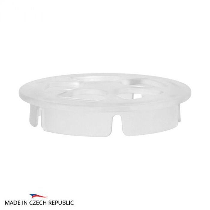 Держатель зубных щеток - компонент для стакана (пластик) (FBS) UNI 062 для ванной