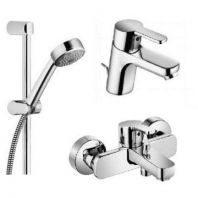 Комплект для ванной Kludi Logo Neo (376840575) 3 в 1