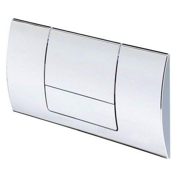 Кнопка смыва Viega Standard 449018 хром