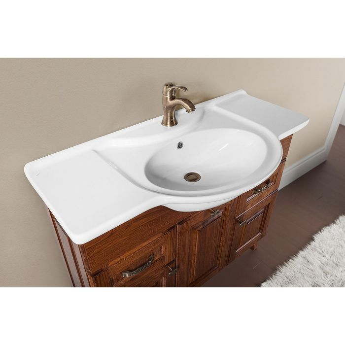 Комплект мебели для ванной Дубини 105