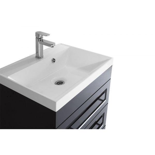 Комплект мебели для ванной комнаты Vod-ok Арабеска 80