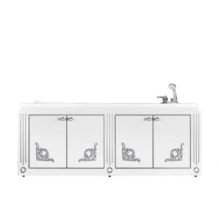 Экран Vod-ok Версаль 170 (Белый)