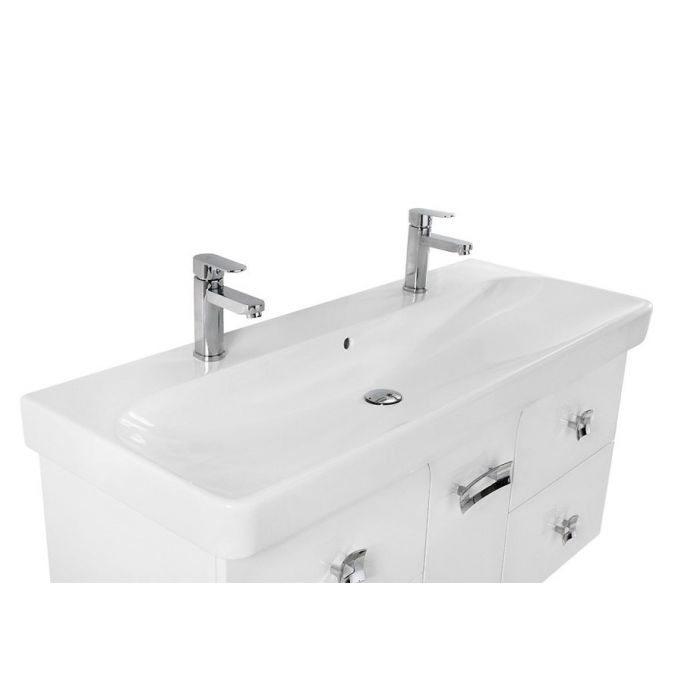 Тумба для ванной комнаты Vod-ok Астрид -120 белый
