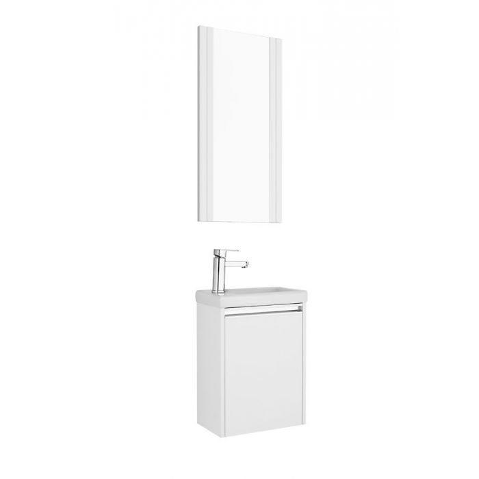 Комплект мебели Бридж 40 цвет белый