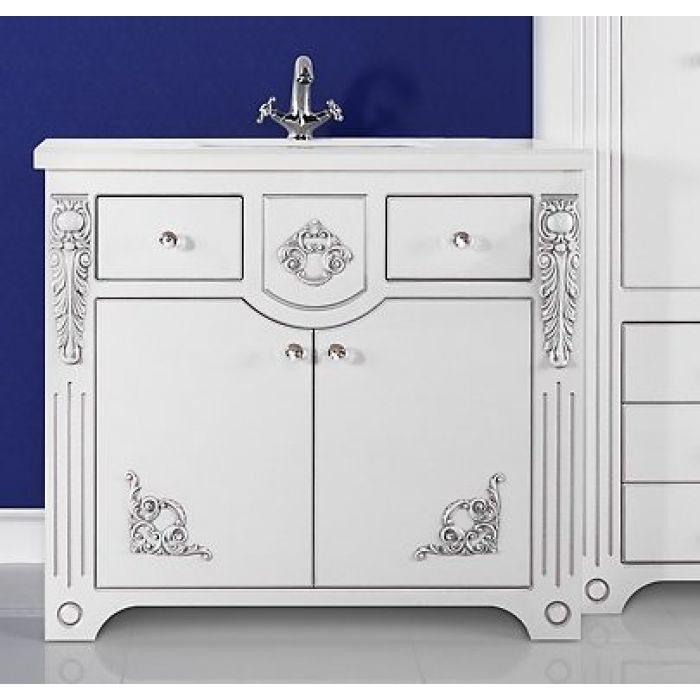 Комплект мебели Версаль 95 с полу-пеналом 60
