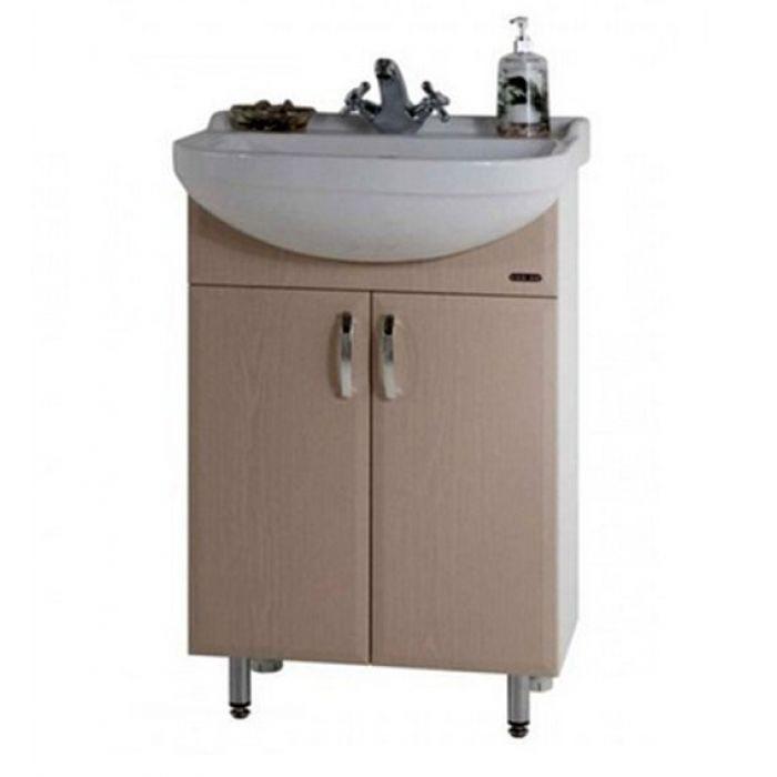 Комплект мебели для ванной Классик 55 Дуб