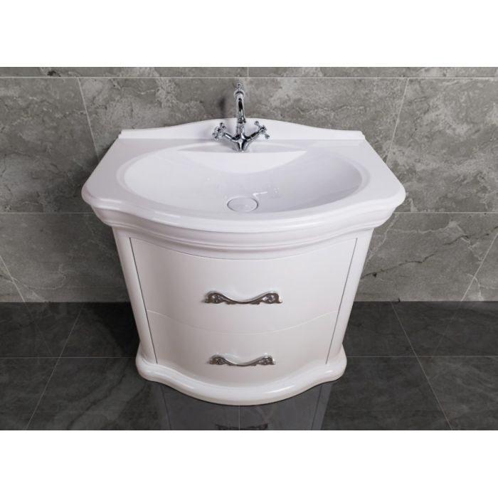 Тумба с раковиной для ванной Луиджи 90\Я