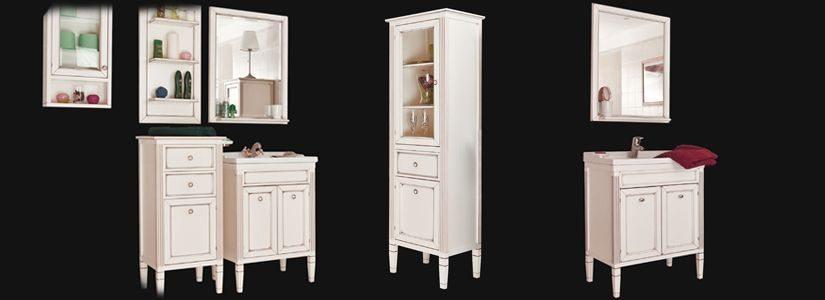 Мебель для ванной CAPRIGO Альбион