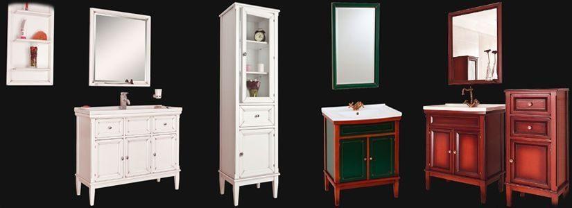 Мебель для ванной CAPRIGO Джардин