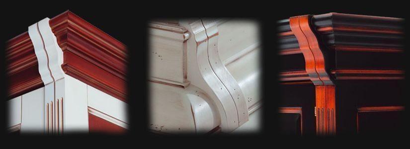 CAPRIGO ручная обработка мебели