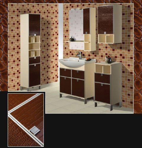 LOVACO Modul мебель для ванной орех